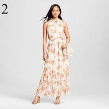 target mossimo maxi dress